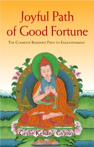 Book cover - Joyful Path of Good Fortune
