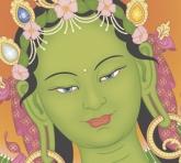 Tara Green 3 - Tharpa Artwork