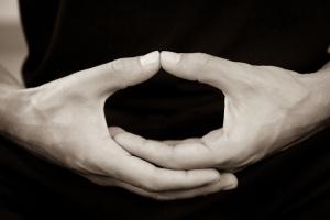 meditation+hands