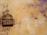 bird-flying-from-cage